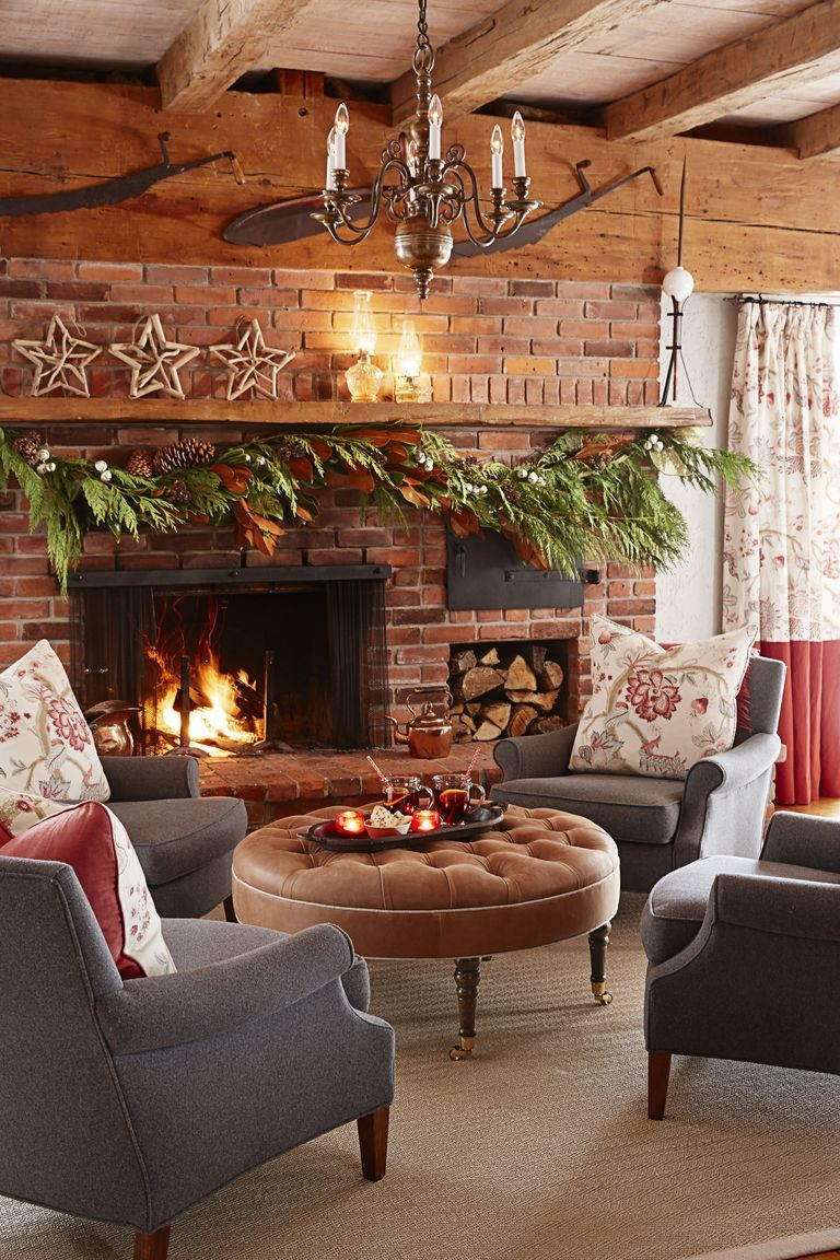31 Simple Rustic Christmas Decoration Ideas For 2020