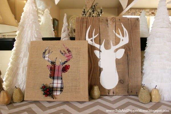 51 Diy Christmas Gift Ideas That Your Friends &Amp; Family Will Love - Rustic Christmas Decoration Ideas For Winter 5