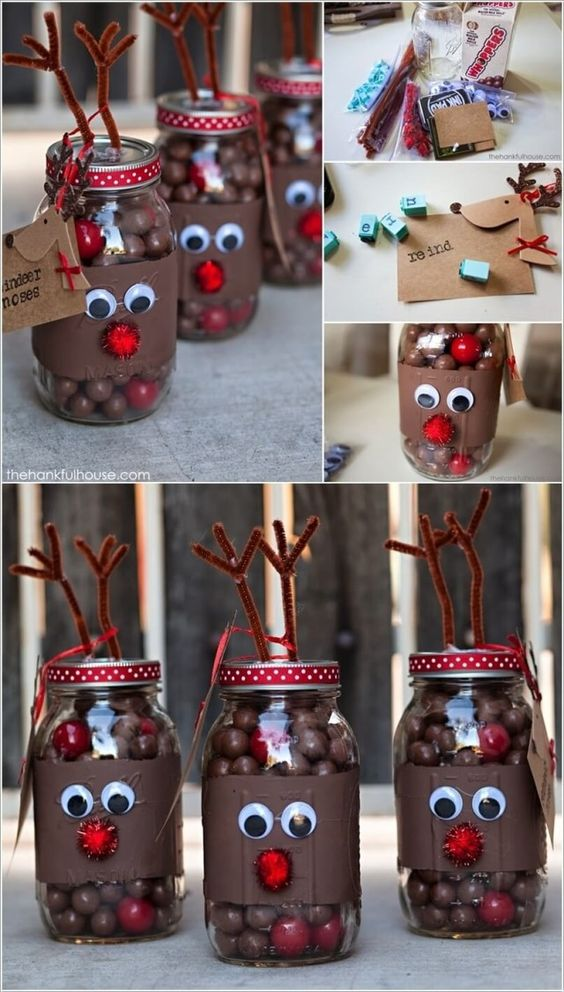 51 Diy Christmas Gift Ideas That Your Friends &Amp; Family Will Love - Diy Christmas Gift Ideas For Decoration 37