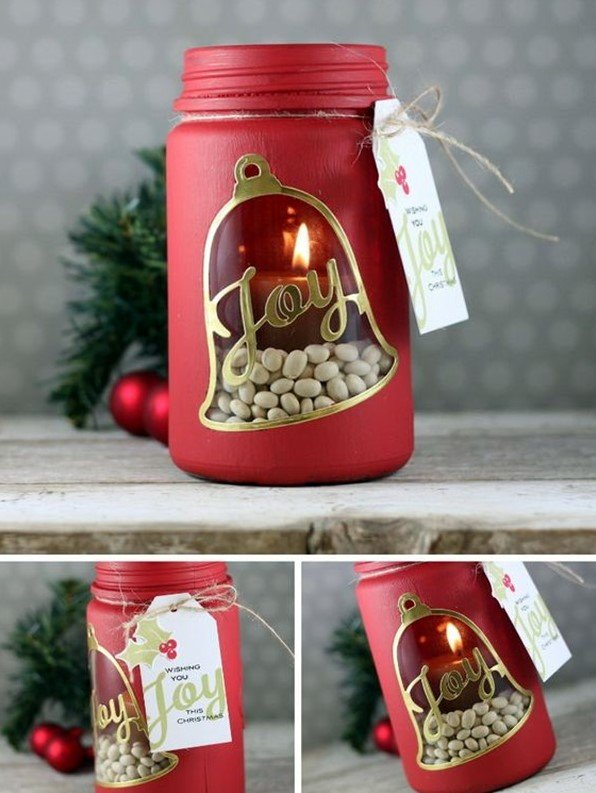 51 Diy Christmas Gift Ideas That Your Friends &Amp; Family Will Love - Diy Christmas Gift Ideas For Decoration 40