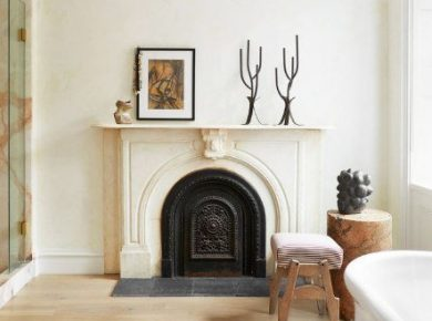 Fireplace Decor Ideas - Fireplace Decor Ideas 11