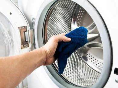 How To Naturally Deep Clean A Washing Machine - How To Clean Washing Machine