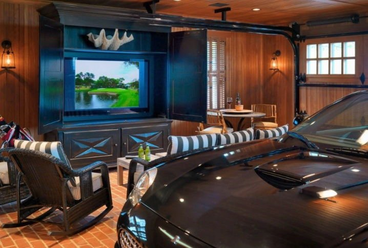 man cave ideas