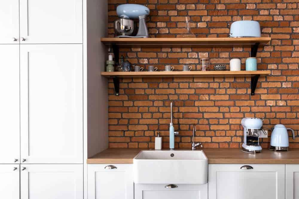 Open Kitchen Shelving Ideas - Kitchen Backsplash Ideas 1