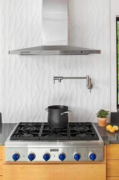 Porcelain Kitchen Backsplash