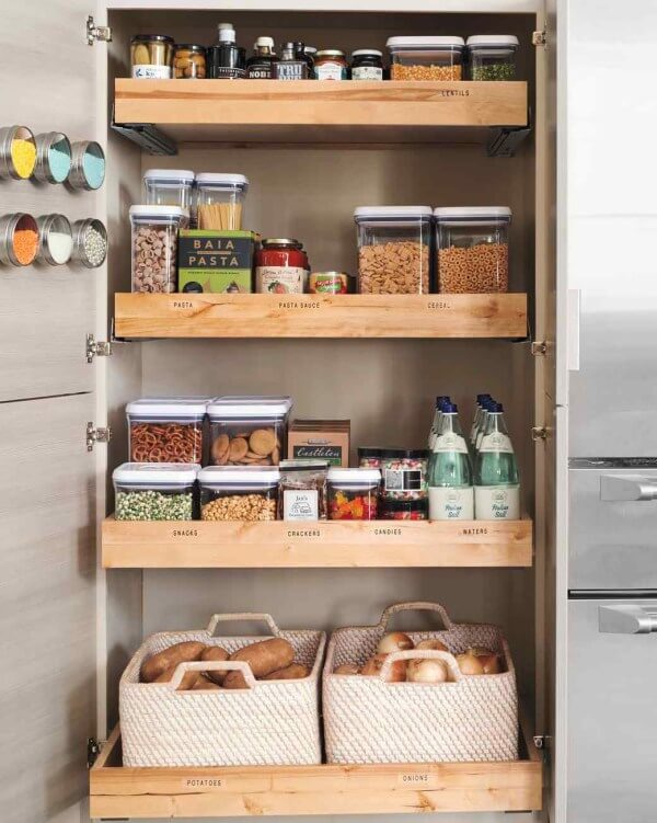 kitchen pantry design