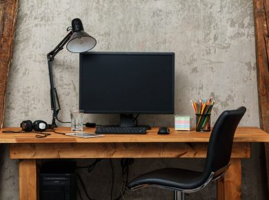 Home Office Ideas - Modern Home Office Design For Working Space At Home 8
