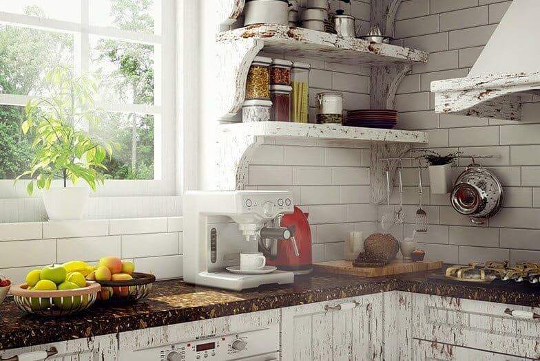 Open Kitchen Shelving Ideas - Open Shelving Kitchen Ideas 1