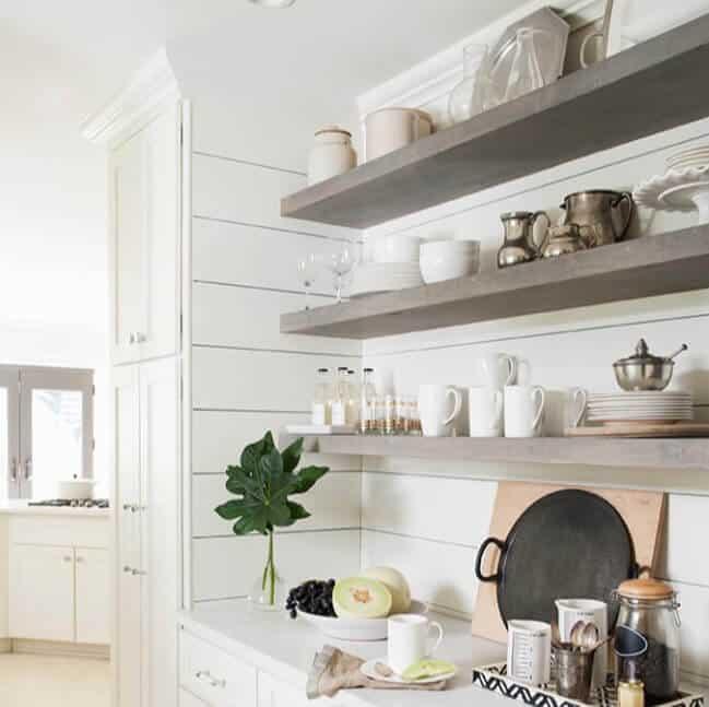 Open Kitchen Shelving Ideas - Open Shelving Kitchen Ideas 13