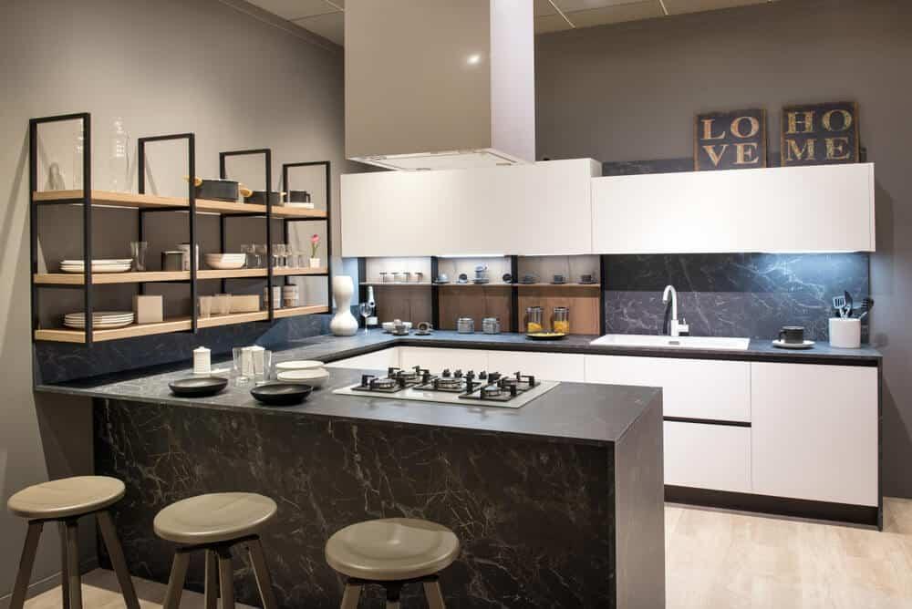 Open Kitchen Shelving Ideas - Open Shelving Kitchen Ideas 3