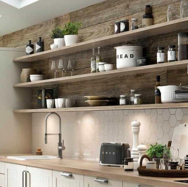 Open Kitchen Shelving Ideas - Open Shelving Kitchen Ideas 9