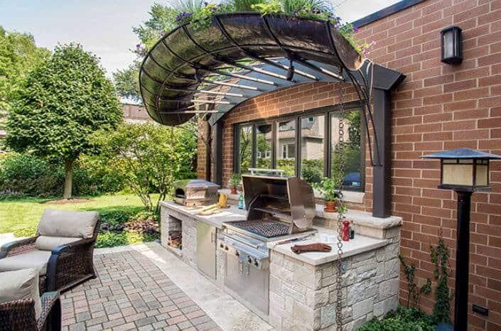 Outdoor Kitchen Designs - Outdoor Kitchen Design And Layout Ideas 20