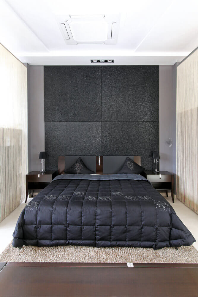 bedroom design for apartment