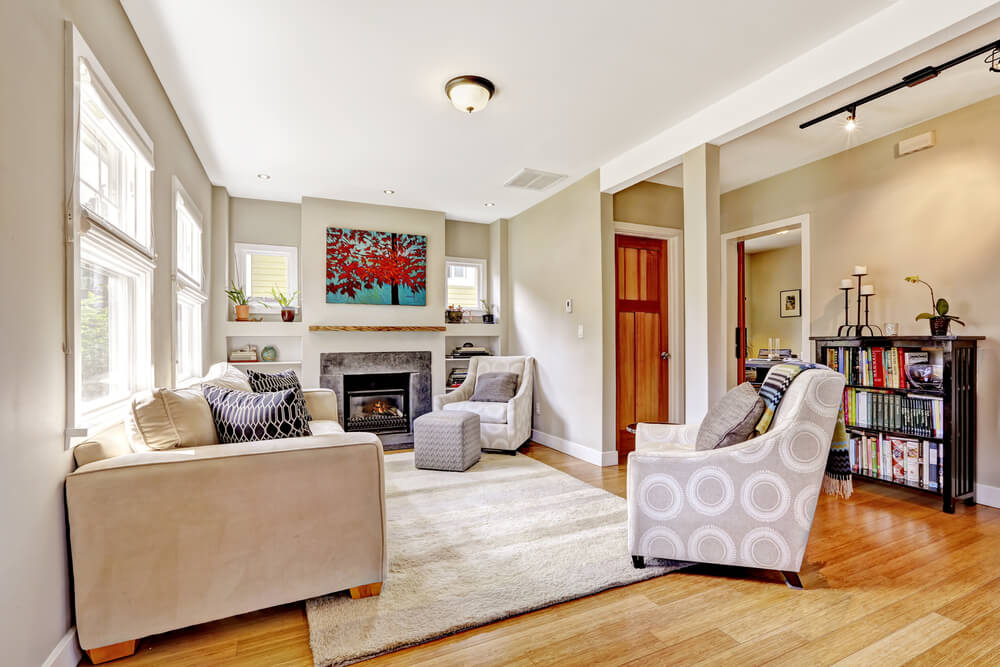 living room design for small homes