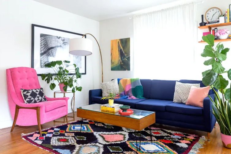 Small Living Room Ideas - Small Living Room Ideas By Apartmenttherapy