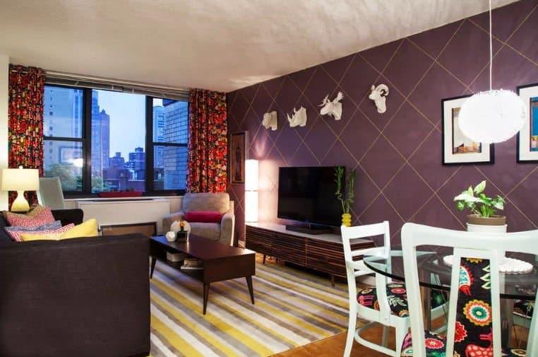 living room design minimalist