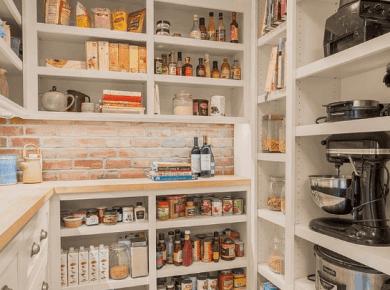 Kitchen Pantry Ideas - Kitchen Pantry Ideas By Pinterest 1