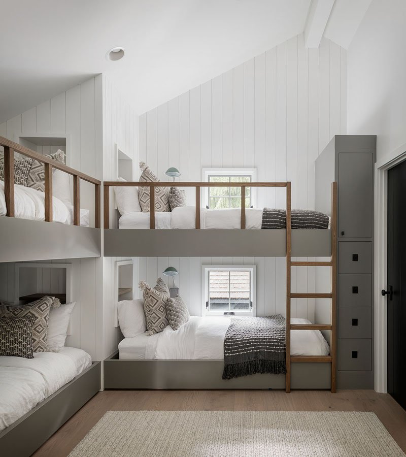 Bunk Bedideas: 25 Bunk Bed Ideas For Small Bedrooms And Apartments