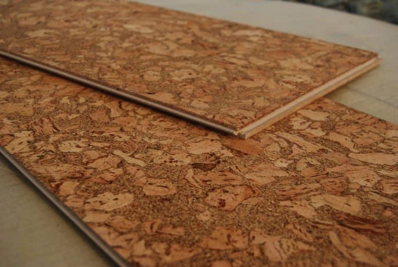 What is Cork Flooring