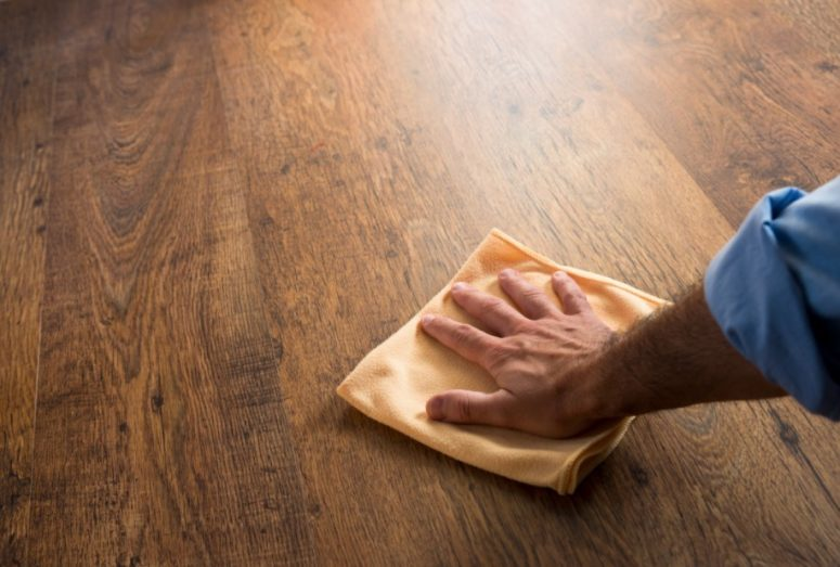 Best Flooring For Living Room You'D Love To Consider - Hardwood Floor Cleaning