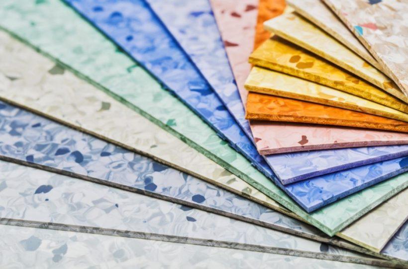 linoleum flooring materials