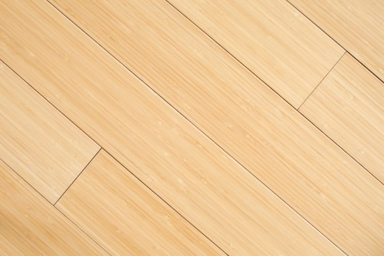 Bamboo Flooring Bright