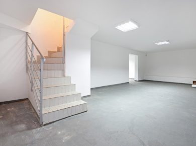 Best Flooring For Basement - Basement Rubber Flooring