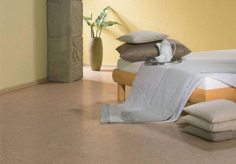 Cork Flooring for Bedroom