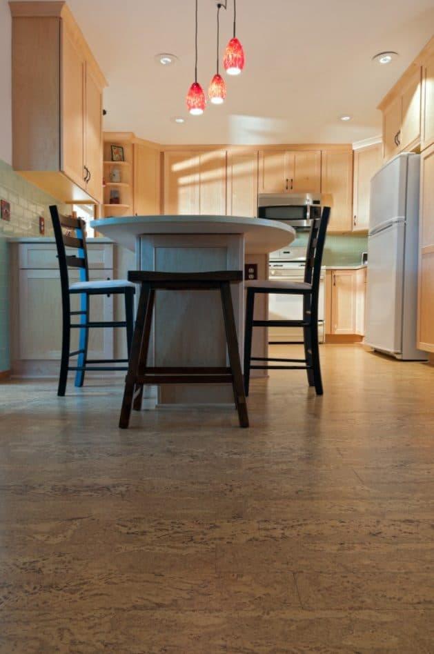 Cork Flooring for Kitchen