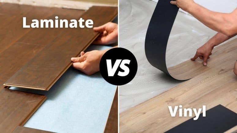 Laminate Vs Vinyl Comparison