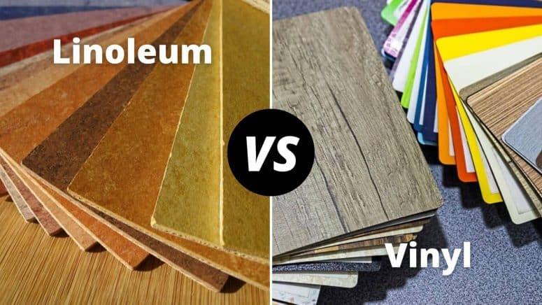 Linoleum VS Vinyl Comparison
