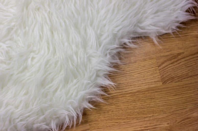 Types of rug - fur