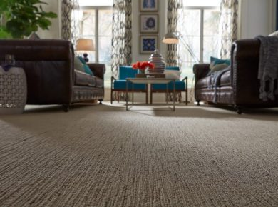 Different Types Of Carpet (A Complete Guide) - Loop Pile Carpet