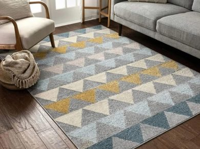 Types Of Rug - Polypropylene