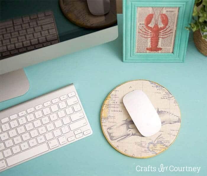 Diy Mousepad Idea