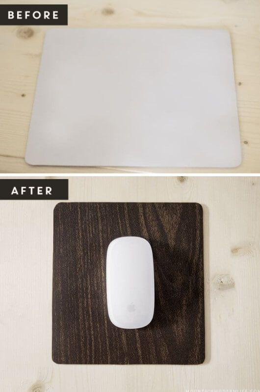 DIY Mousepad Idea