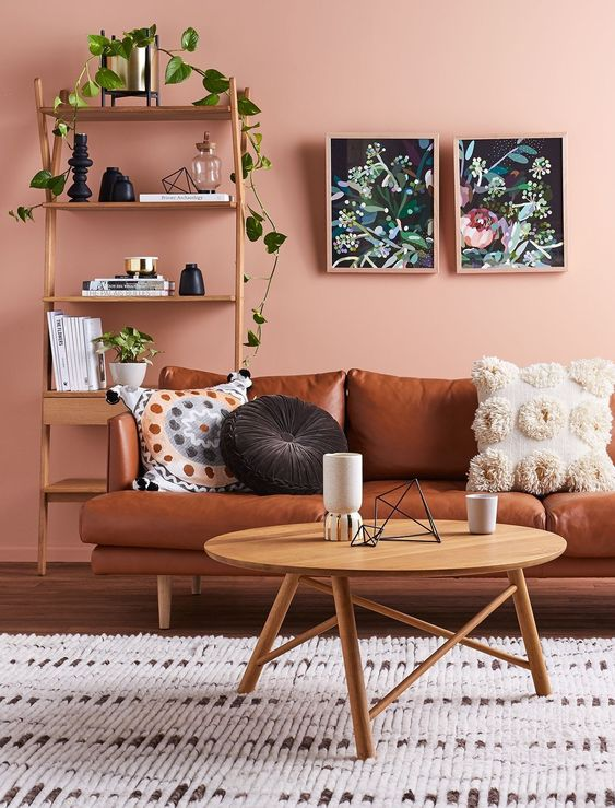 21 Wall Paint Colors That Go With Dark Brown Furniture