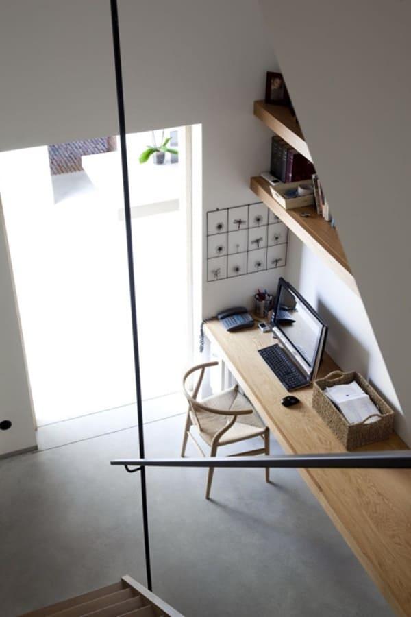 28 Beautiful & Practical Study Room Ideas