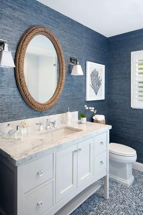 23 Beach Themed Bathroom Ideas