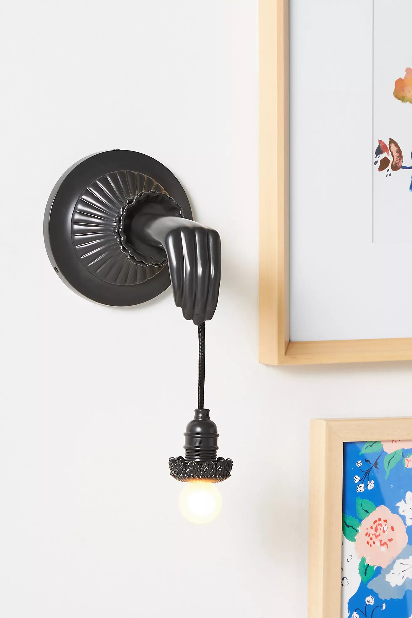 Hanging Sconce