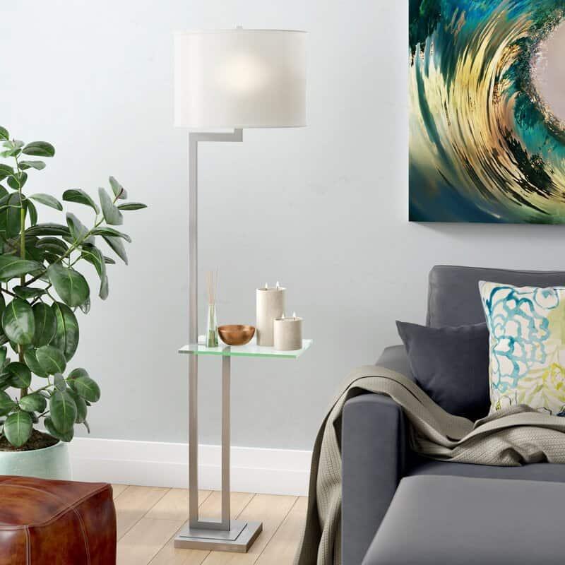 Multi-Functional Floor Lamp