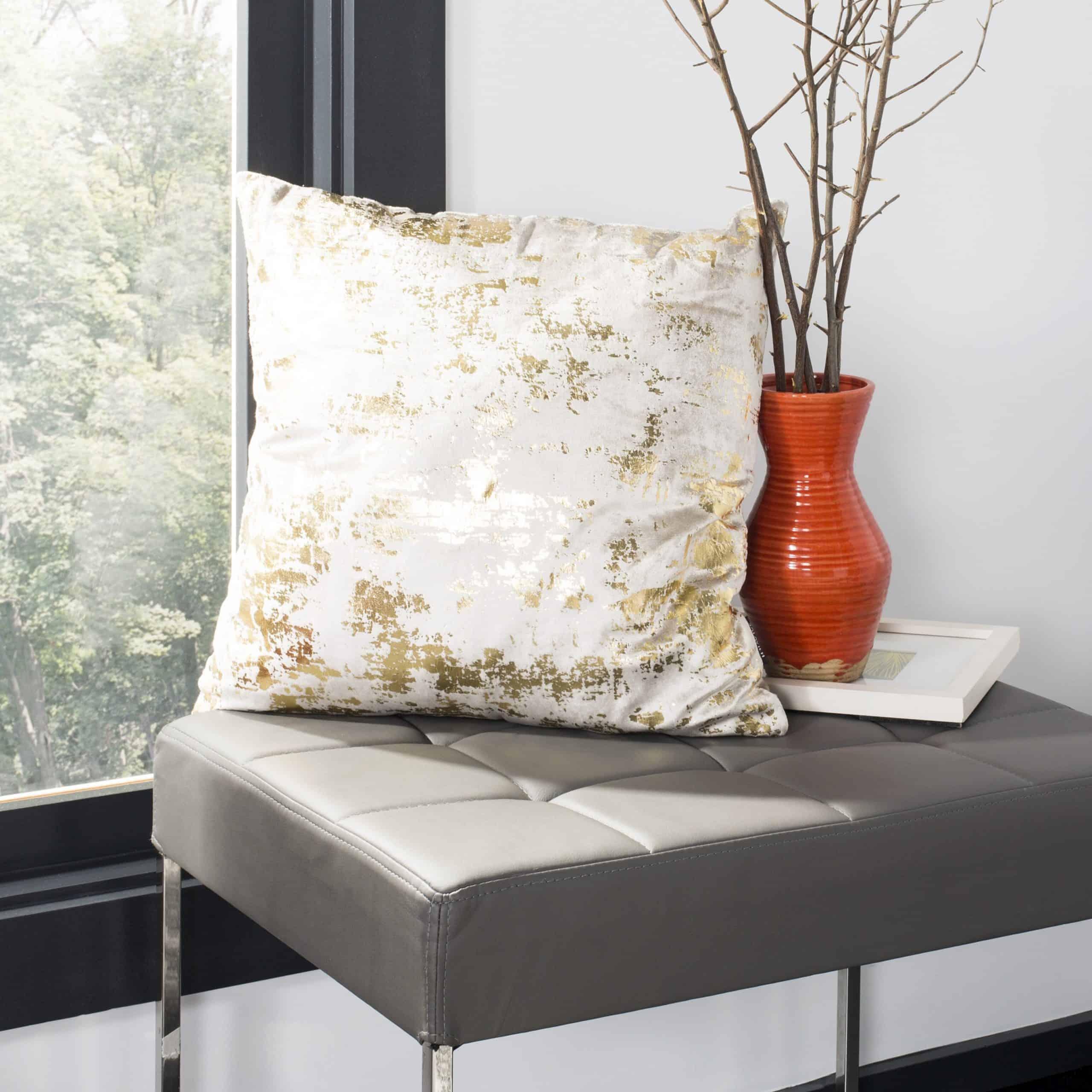 Add a Comfy Couch Cushion
