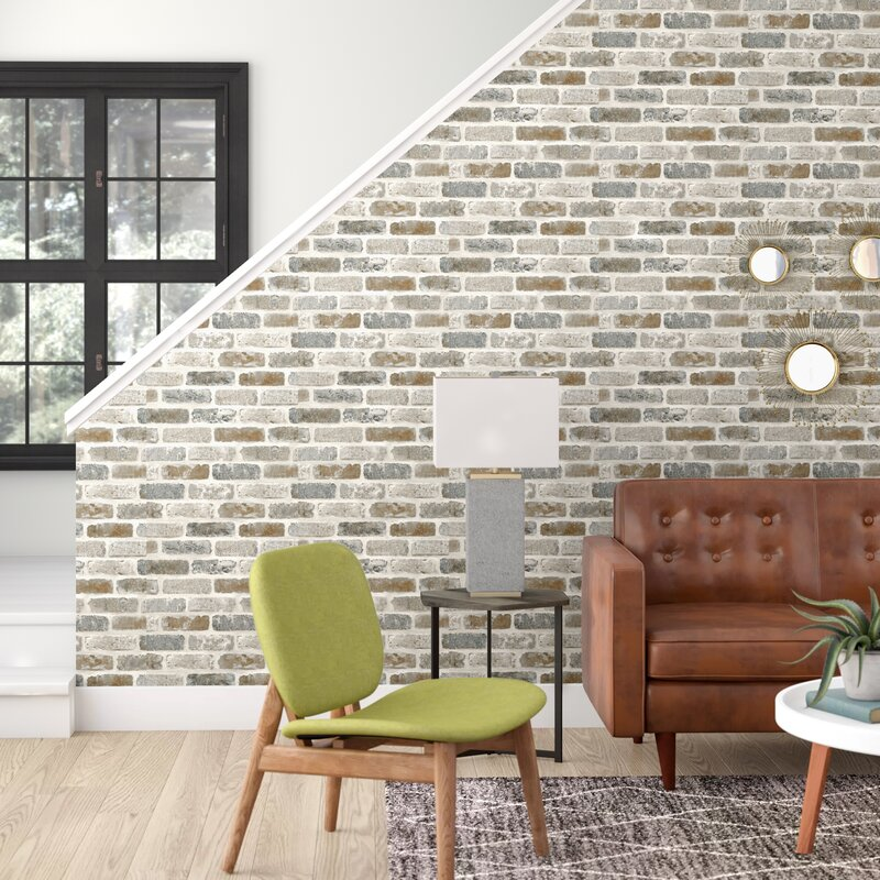 Push Your Sofa Up Against a Brick Wall(Paper)