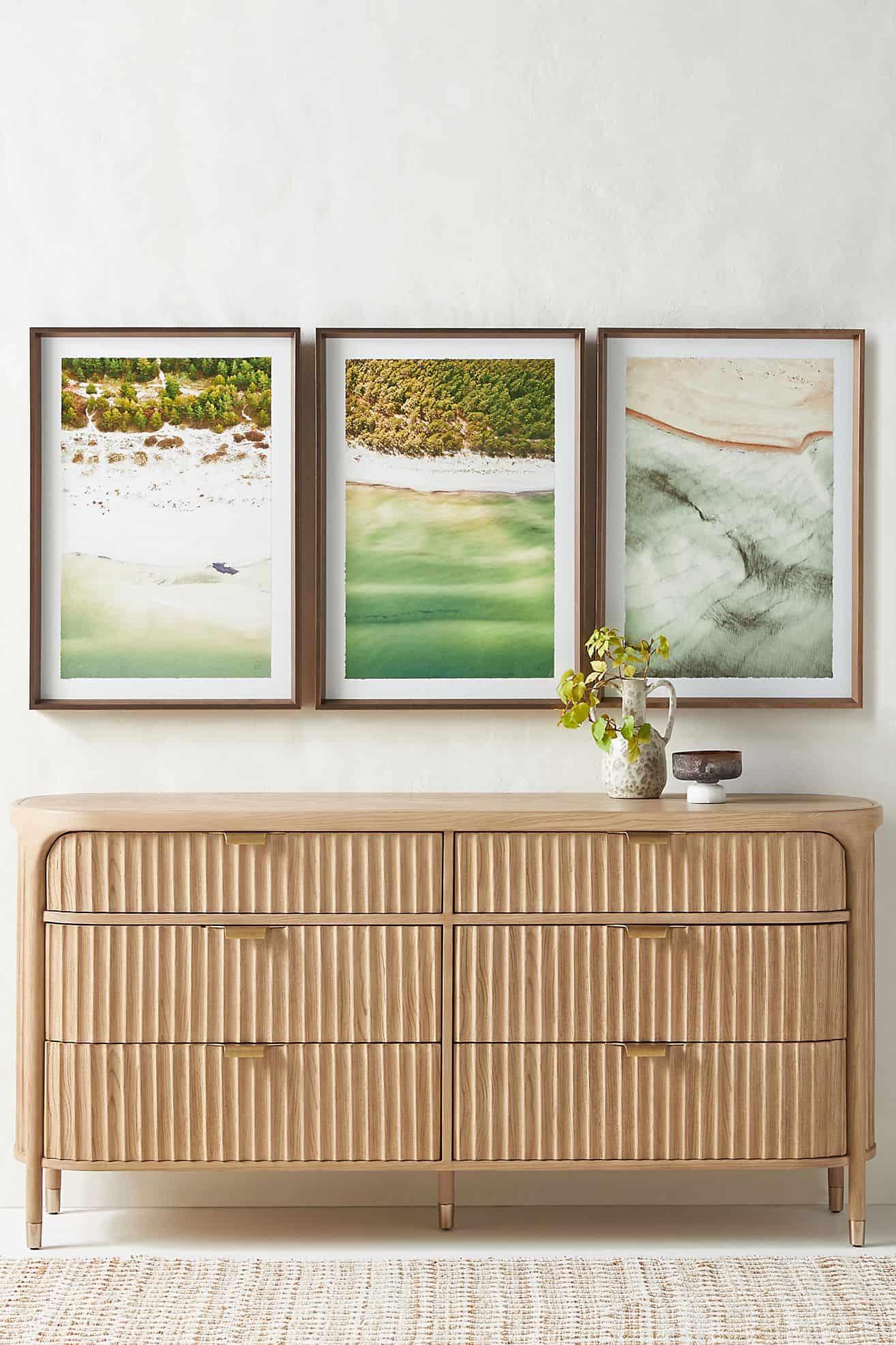 Display Printed Landscape Photos