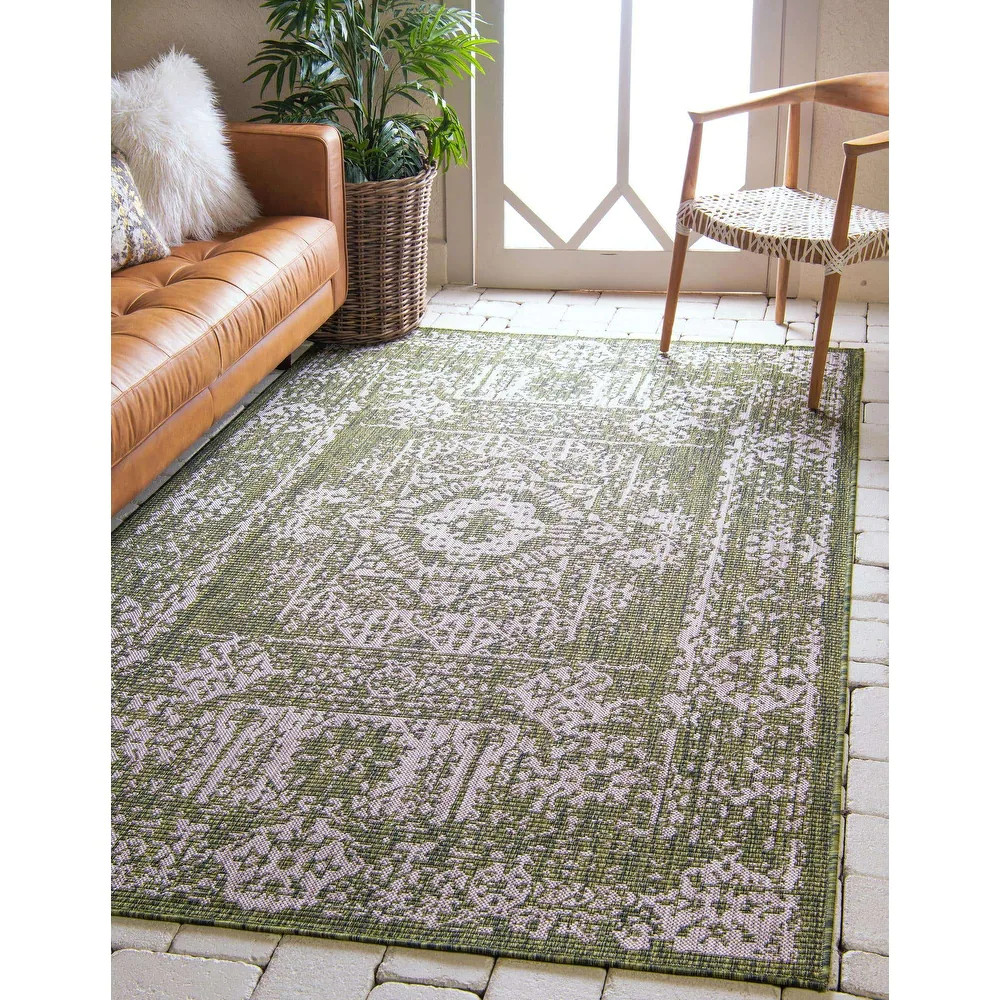 The Green Rug
