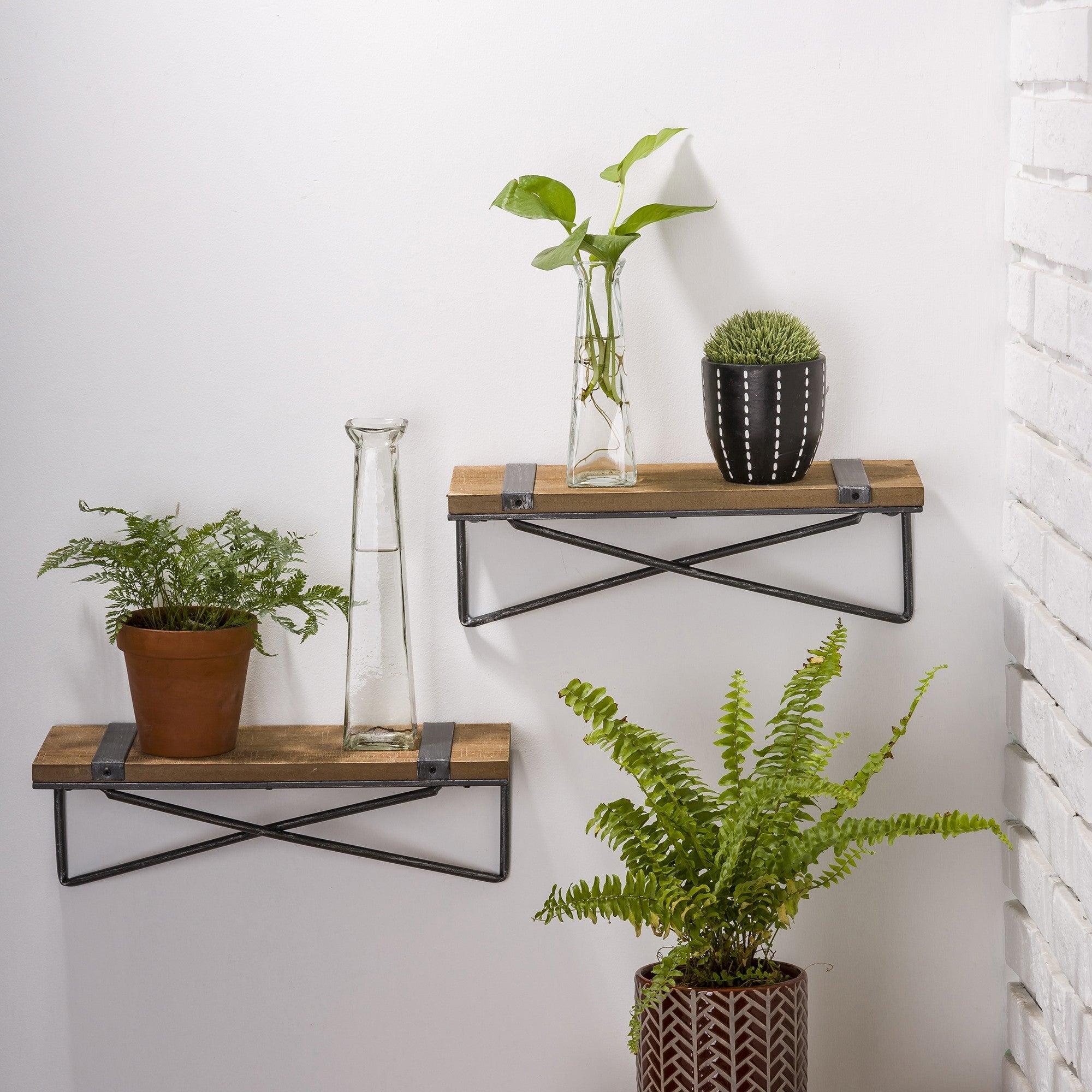 Be Fun and Functional With Floating Shelves