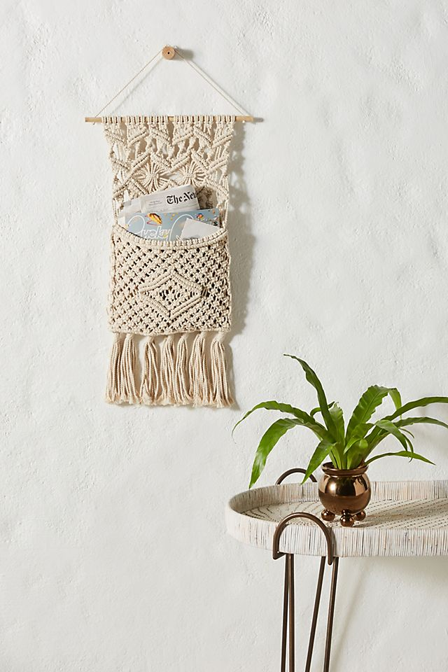 Get Knotted With Macramé
