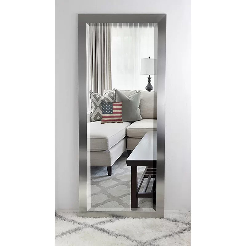 Add Simple Elegance With a Full-Length Wall Mirror