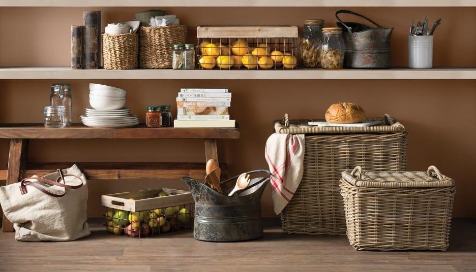 Employ Seagrass Storage Baskets