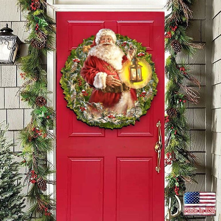 Dress Your Door for the Holidays